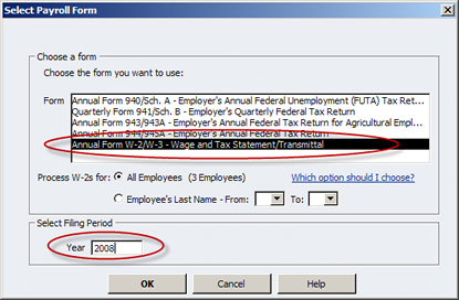 How to reprint w2 forms in quickbooks — pic 2